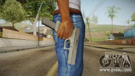 Glock 17 Extended Mag for GTA San Andreas