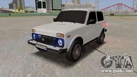 Niva Dorjar 34 FD 046 for GTA San Andreas