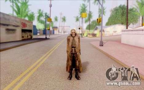 Raven of S. T. A. L. K. E. R for GTA San Andreas second screenshot