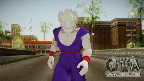 Gohan Skin HD 1 for GTA San Andreas