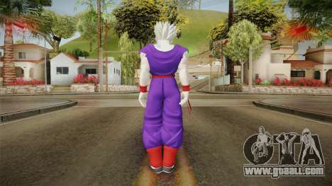 Gohan Skin HD 1 for GTA San Andreas third screenshot