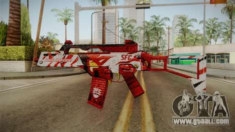 SFPH Playpark - SFC G36C for GTA San Andreas second screenshot
