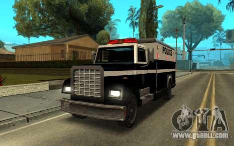 Enforcer под ELM for GTA San Andreas