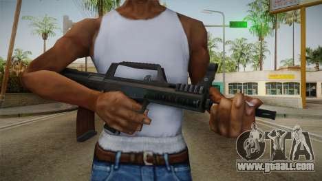 Battlefield 4 - QBZ-95 for GTA San Andreas