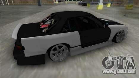 Nissan Silvia S13.4 Drift for GTA San Andreas left view