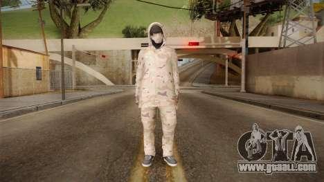 DLC GTA 5 Online Skin 2 for GTA San Andreas second screenshot