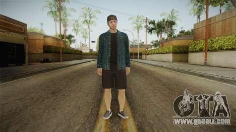 GTA Online - Raul Skin for GTA San Andreas second screenshot