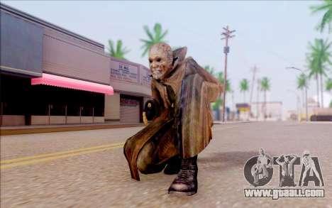 Raven of S. T. A. L. K. E. R for GTA San Andreas