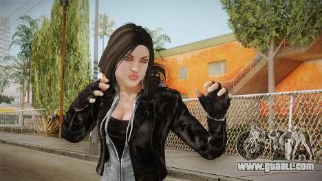 Marvel Heroes - Jessica Jones Netflix for GTA San Andreas