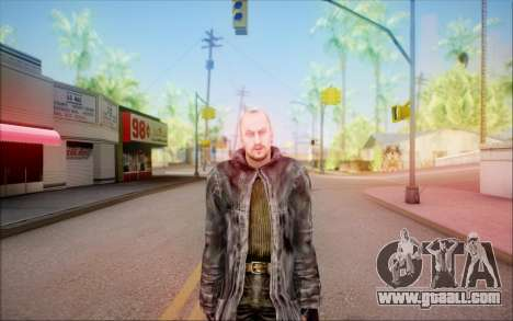 Godfather of S. T. A. L. K. E. R for GTA San Andreas second screenshot