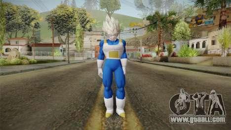 Vegeta Skin HD v2 for GTA San Andreas second screenshot