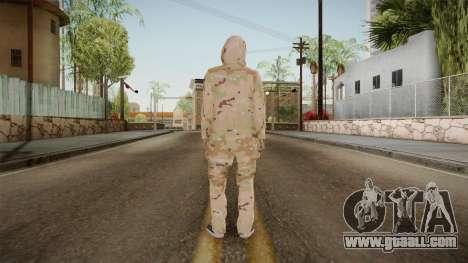 DLC GTA 5 Online Skin 2 for GTA San Andreas third screenshot