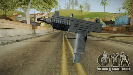 Driver PL - Micro SMG for GTA San Andreas