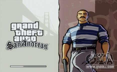 Loadscreens Remastered (HD) for GTA San Andreas seventh screenshot