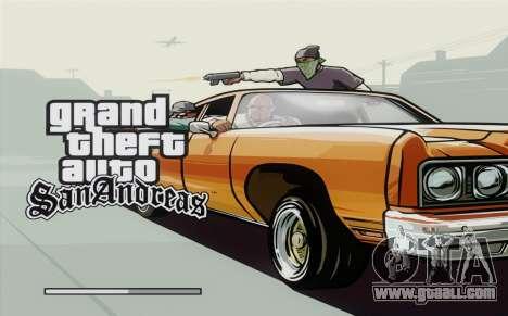 Loadscreens Remastered (HD) for GTA San Andreas sixth screenshot