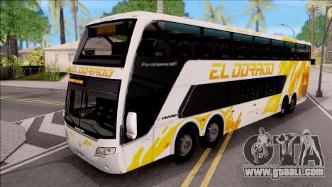 Trans El Dorado Bus for GTA San Andreas