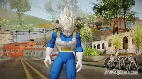 Vegeta Skin HD v2 for GTA San Andreas