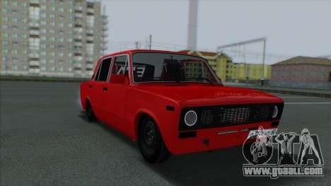 VAZ 2106 Shaherizada 2.2 GVR SA:MP for GTA San Andreas