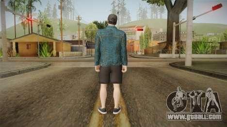 GTA Online - Raul Skin for GTA San Andreas third screenshot