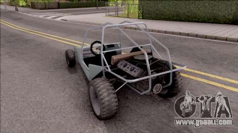 GTA V BF Dune Buggy for GTA San Andreas left view