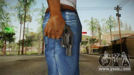 Taurus 850 Revolver for GTA San Andreas third screenshot