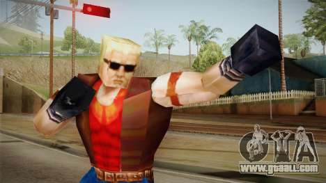 Duke Nukem - Time To Kill Skin for GTA San Andreas