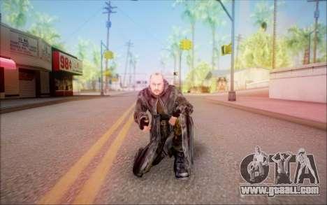 Godfather of S. T. A. L. K. E. R for GTA San Andreas fifth screenshot