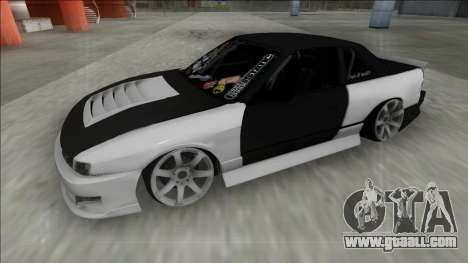Nissan Silvia S13.4 Drift for GTA San Andreas right view