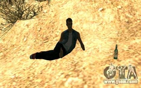 Maccer, Paul Rosenberg after the story for GTA San Andreas third screenshot
