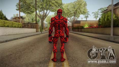 Marvel Contest Of Champions - Carnage for GTA San Andreas third screenshot