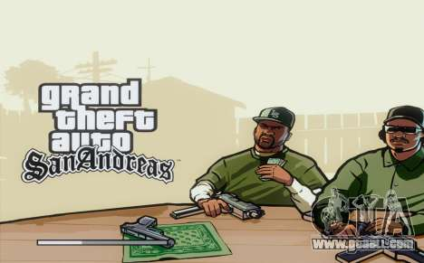 Loadscreens Remastered (HD) for GTA San Andreas fifth screenshot