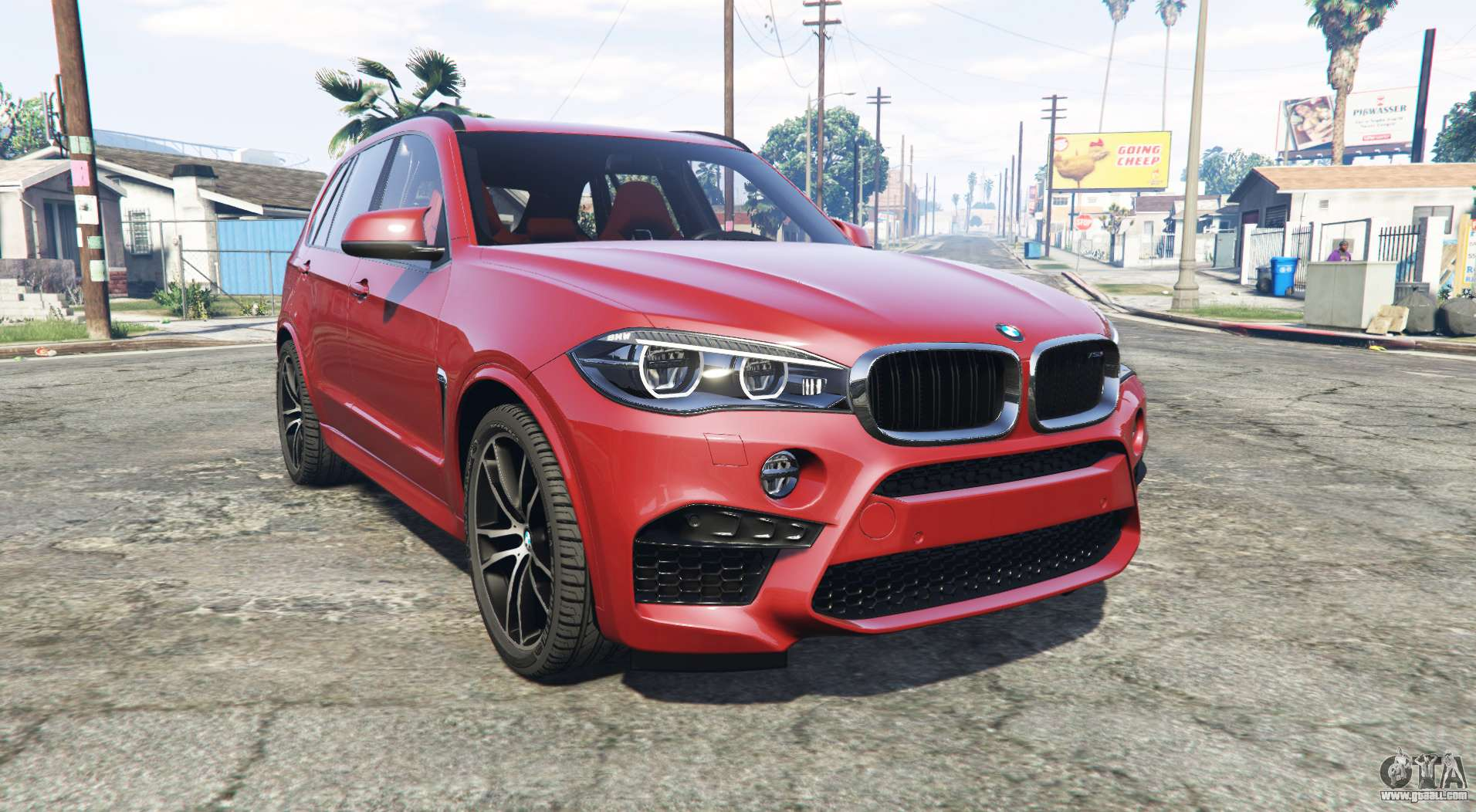 bmw x5 m f85 2016 add on for gta 5. Black Bedroom Furniture Sets. Home Design Ideas