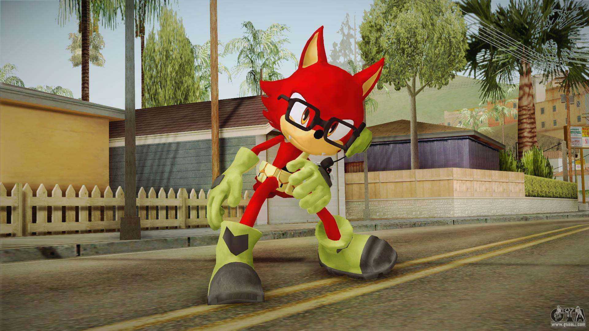 Download sonic exe android - Sonic Forces Custom Hero