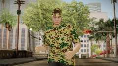 DLC GTA 5 Online Skin 3 for GTA San Andreas