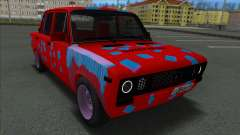 VAZ 2106 Shaherizada 2.3 GVR MTA for GTA San Andreas