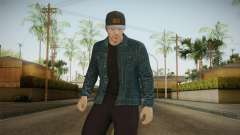 GTA Online - Raul Skin for GTA San Andreas