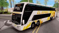Trans El Dorado Bus for GTA San Andreas
