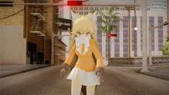 Kemono Friends Red Fox for GTA San Andreas