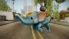 SFPH Playpark - Elephant Toy for GTA San Andreas