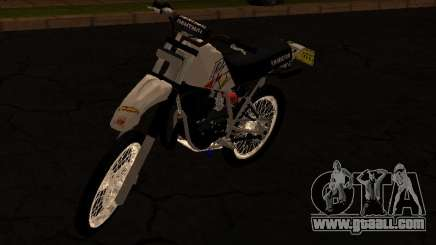 Yamaha DT 175 Stunt for GTA San Andreas