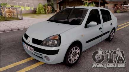Renault Clio Sedan 2006 for GTA San Andreas
