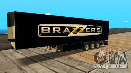 Trailer Brazzers for GTA San Andreas
