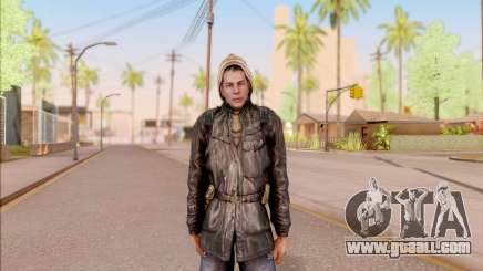 Degtyarev bandit jacket from S. T. A. L. K. E. R. for GTA San Andreas