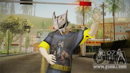 Borderlands Skin Vip for GTA San Andreas