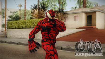 Marvel Contest Of Champions - Carnage for GTA San Andreas