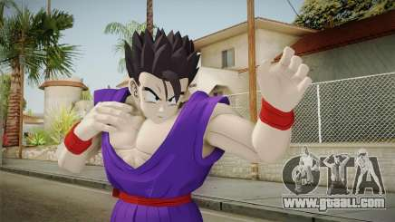 Gohan Skin HD 3 for GTA San Andreas
