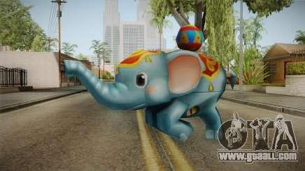 SFPH Playpark - Elephant Toy for GTA San Andreas