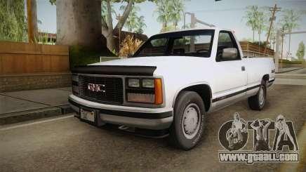GMC Sierra 1500 1988 for GTA San Andreas
