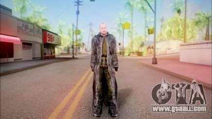 Godfather of S. T. A. L. K. E. R for GTA San Andreas