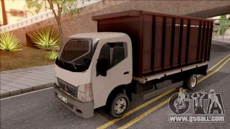 Mitsubishi Fuso Truck for GTA San Andreas